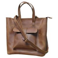 Стильная объемная сумка-магнит